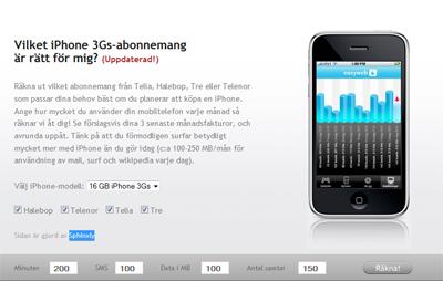 iphonepriser