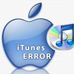 iTunesError