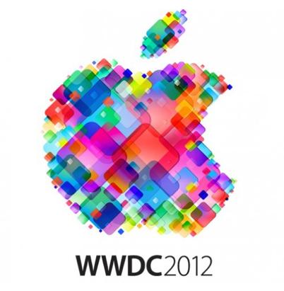 WWDC 2012 ikon