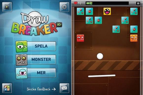 Draw Breaker, Spel
