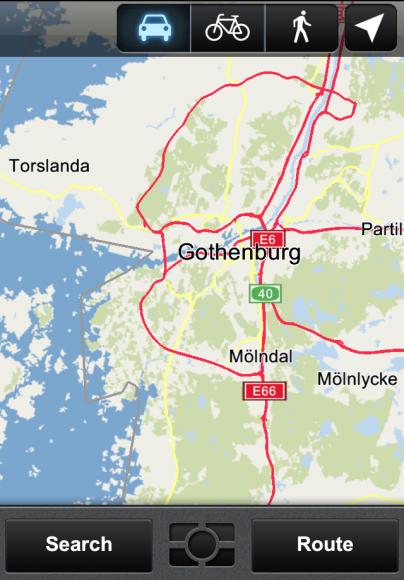 OpenStreetMap i GPS Navigation 2