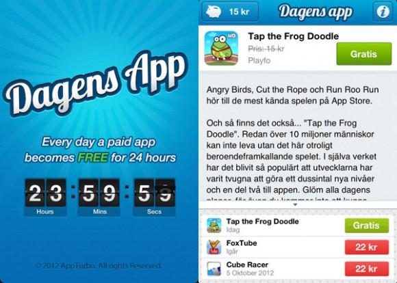 App, Dagens App