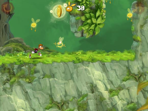 Spel, Rayman