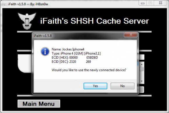 iFaith 3