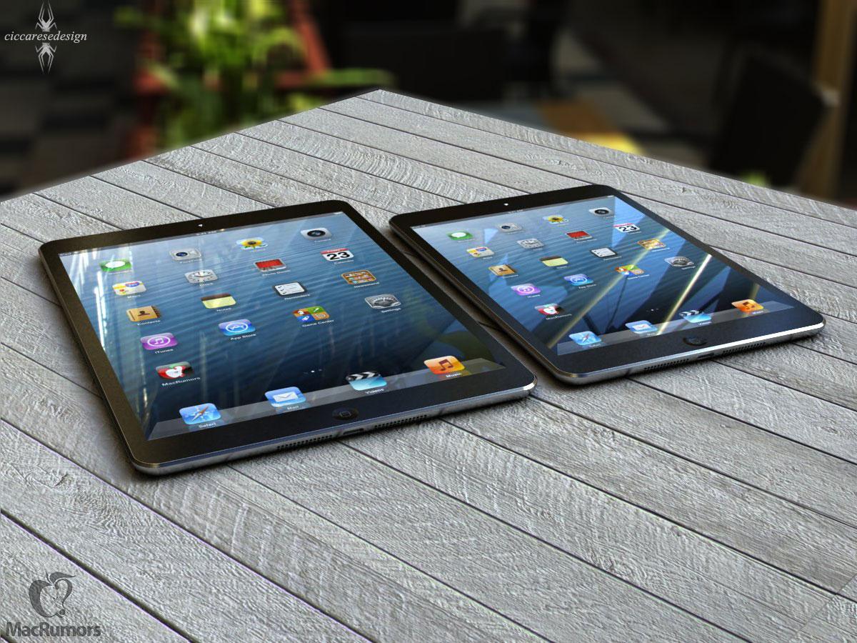 iPad 5 & iPad mini 2