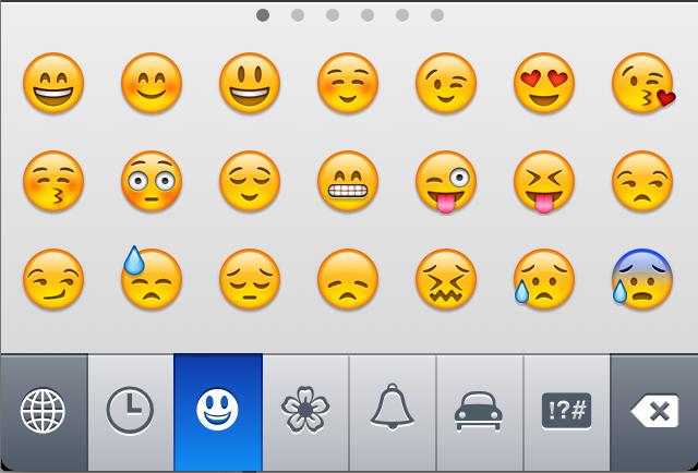 Emojis/solar