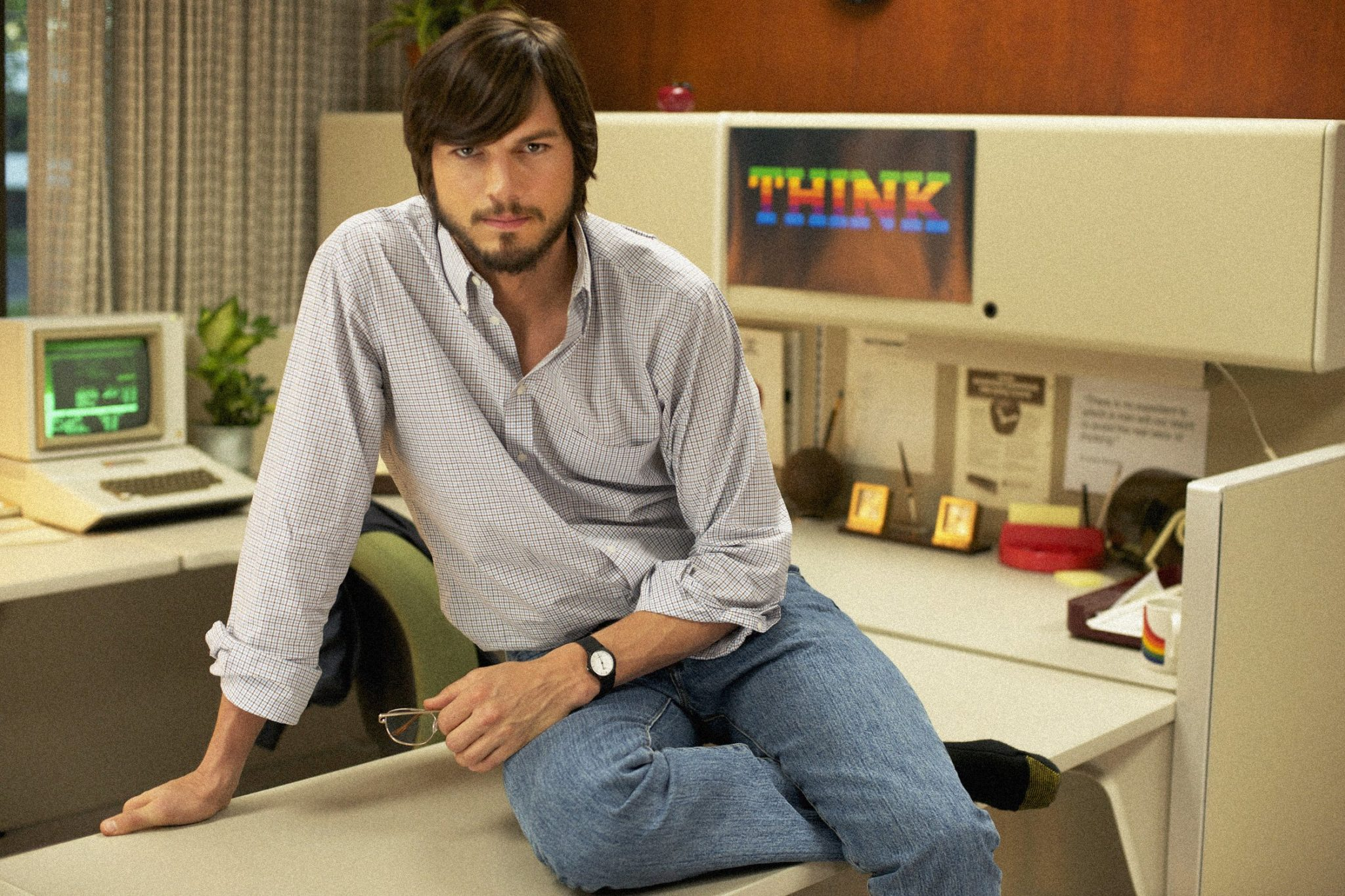 Ashton Kutcher/Steve Jobs