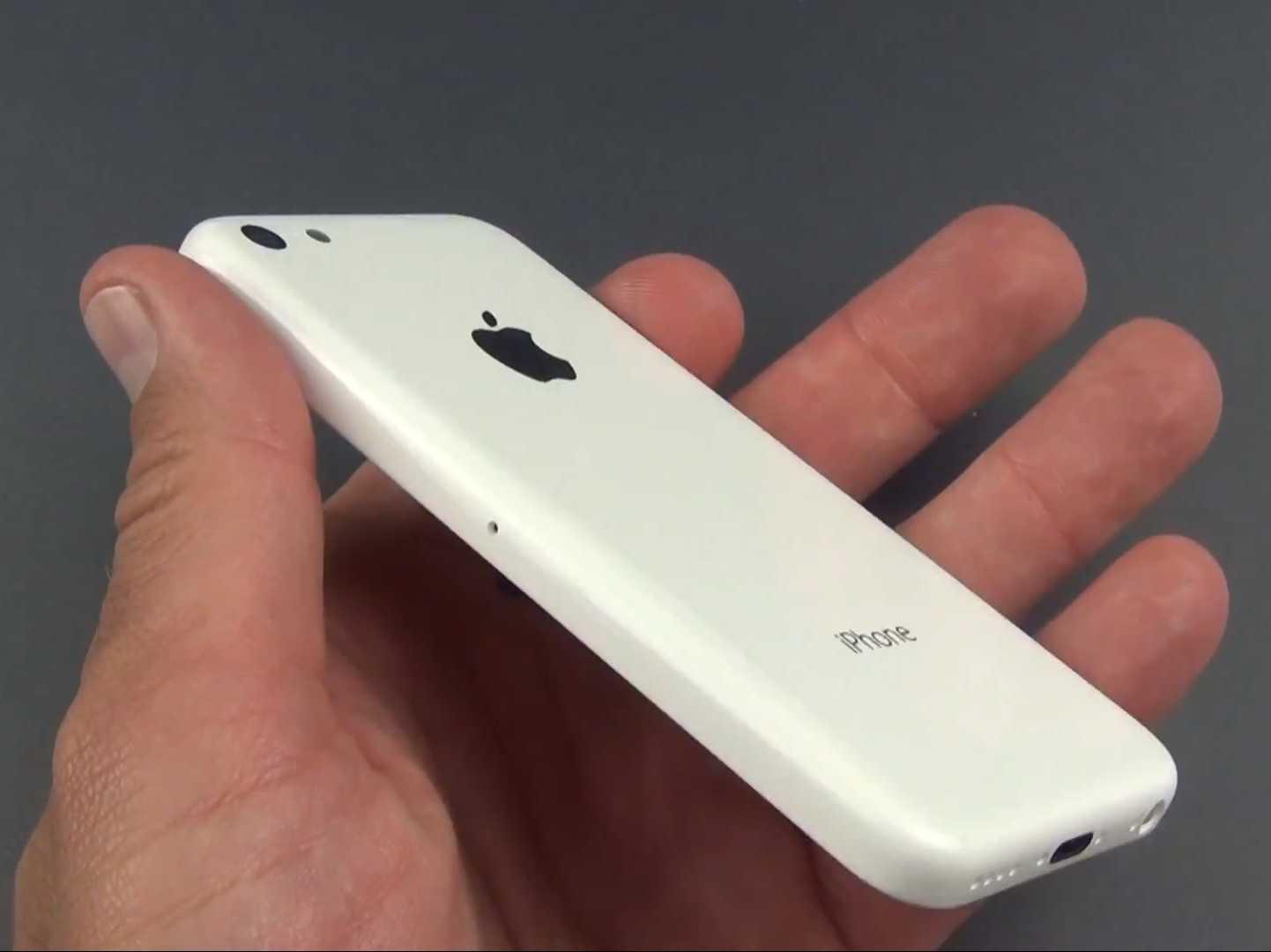 """Apple """"iPhone 5C"""""""