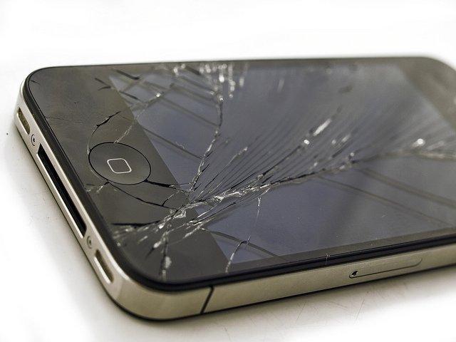 Hur byta glas på iphone 4s