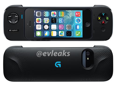 Bild på Logitechs nya spelhandkontroll för iPhone c15fbfb0fed9b