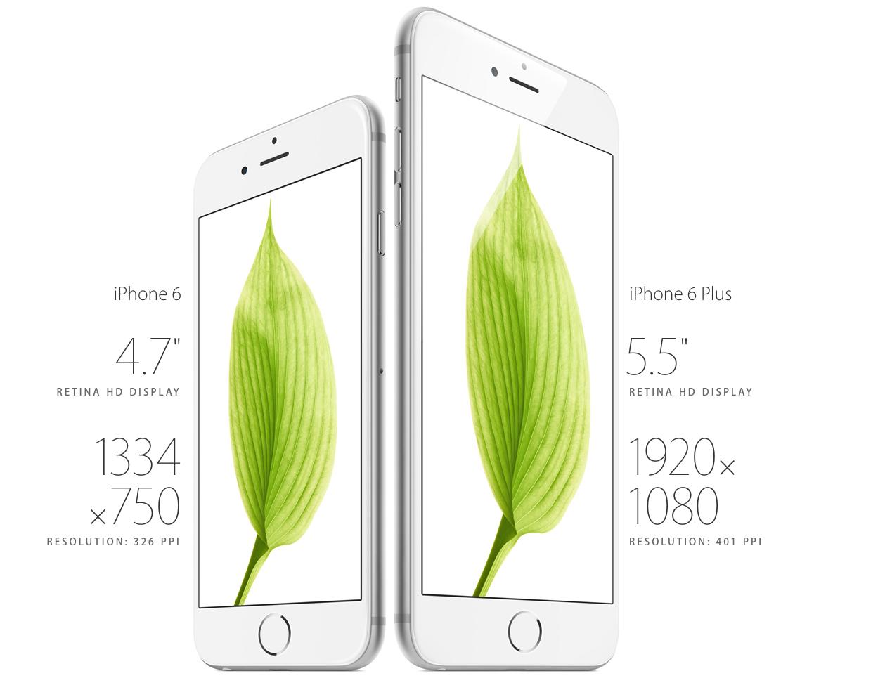 Skillnaden Mellan Iphone 6 Och Iphone 7