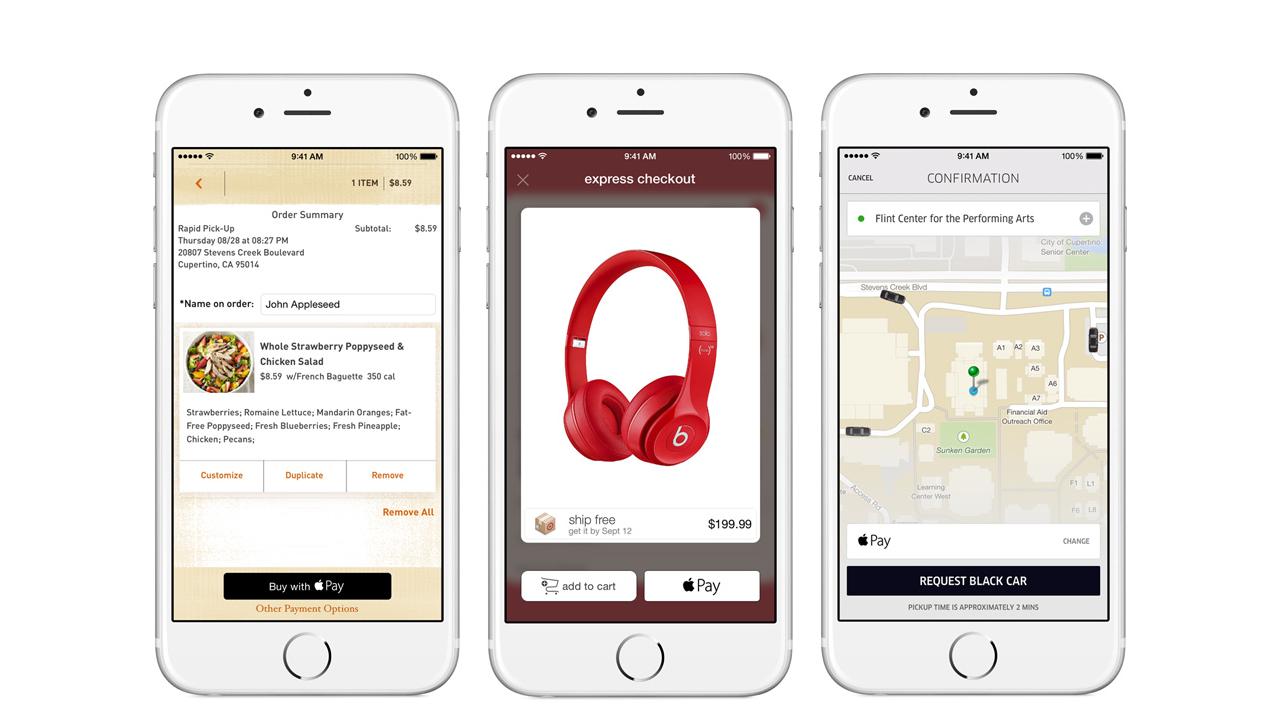 Apple Pay - Ny betallösning för iPhone 6