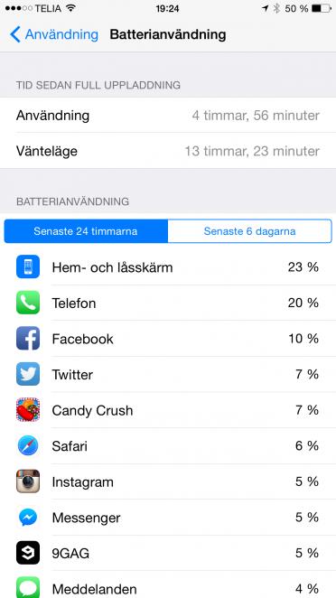 Batteriet