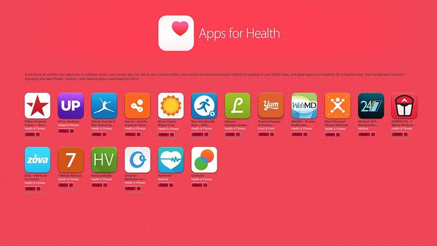 appar-healthkit-halsa-app-store