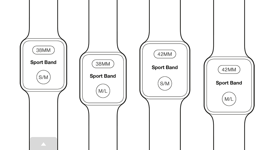 Try It On: Apple Watch Sizing Guide