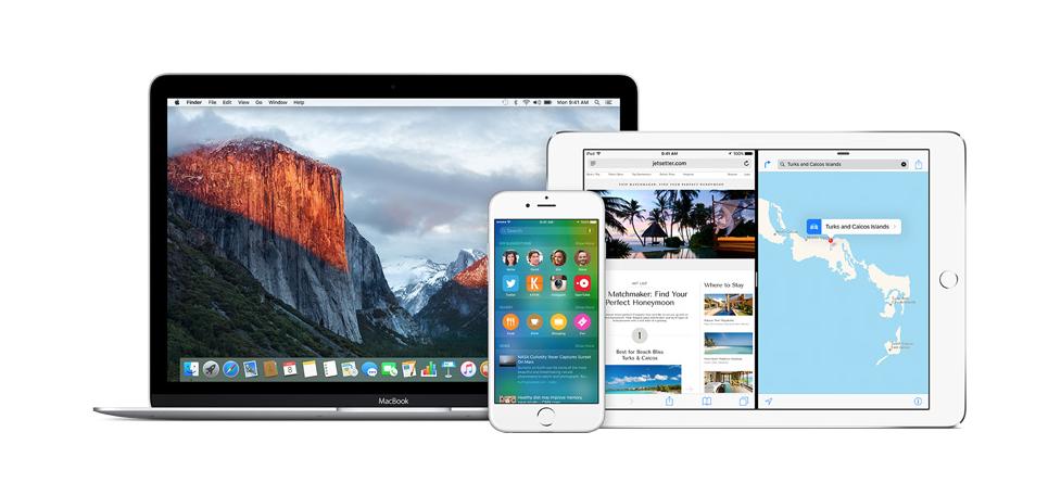 iOS 9 El Capitan Beta