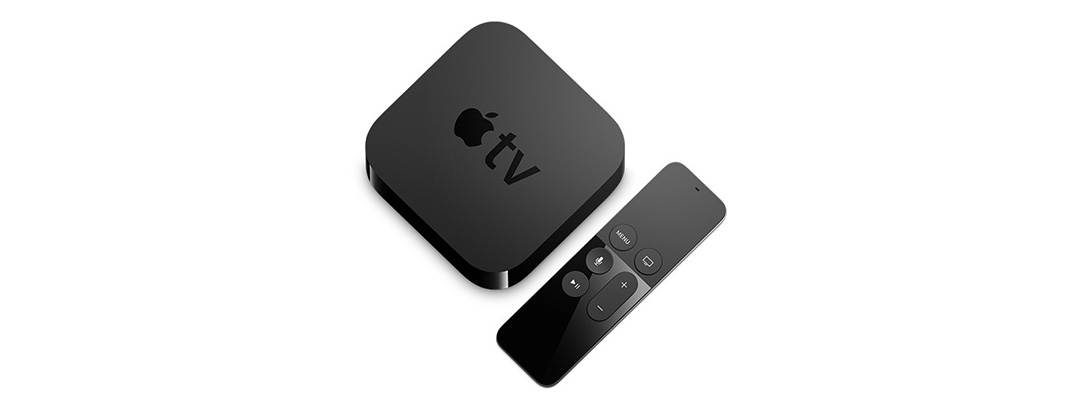 fjärrkontroll apple tv