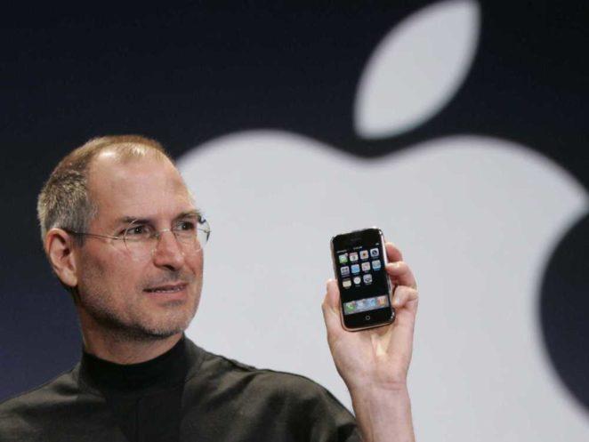 Steve Jobs 2007