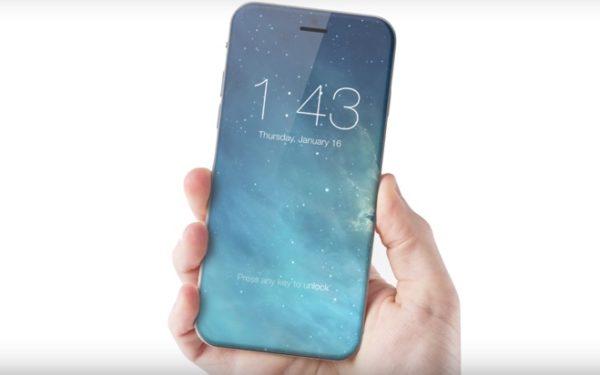 iPhone 8 koncept