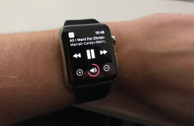 Apple Watch är AirPods bästa vän.