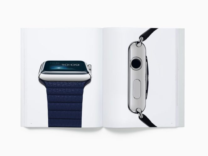 Apple Watch bok