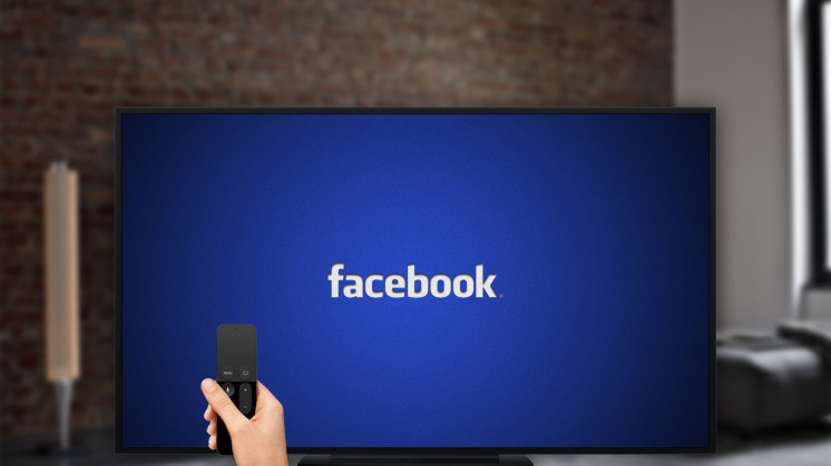 Apple TV Facebook