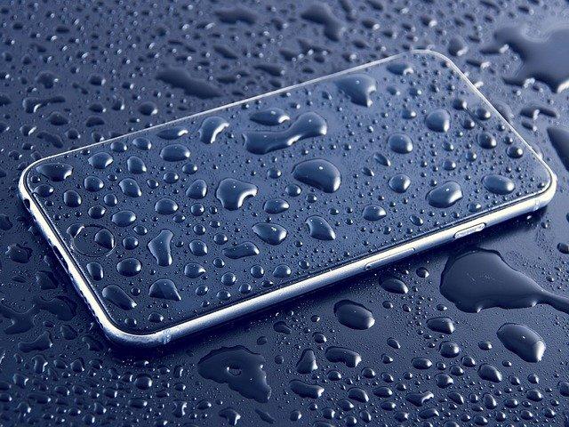 Vattenskada-iphone