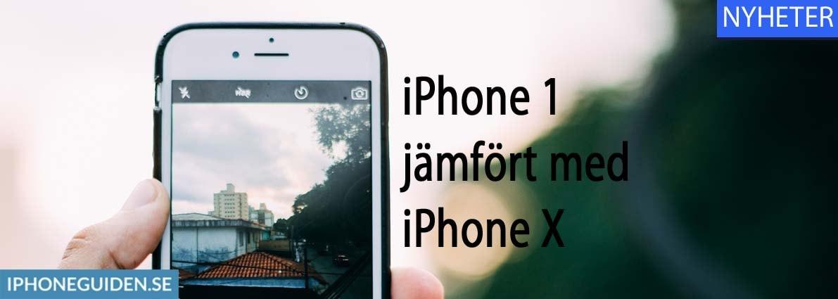 när släpptes iphone x