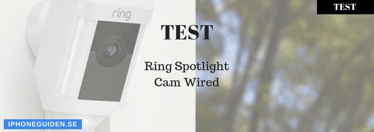 recension ring spotlight cam
